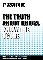 The Truth about Drugs booklet by Frank