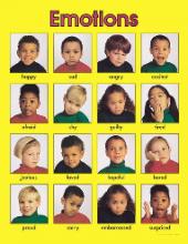 Face Emotions Sheet