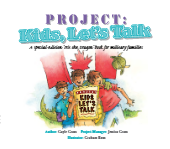 Project: Kids, Let's Talk - Storybook for military families