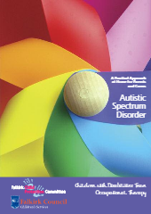 Autistic spectrum disorder a practical approach at home for parents and carers (booklet)-thumbnail
