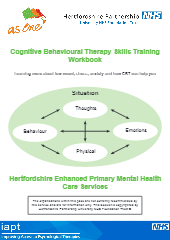 Cognitive Behavioural Therapy Skills Training Workbook