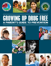 Growing up drug free A parent's guide to prevention-thumbnail