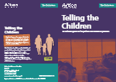 Telling the Children (Booklet for families of prisoners)-thumbnail